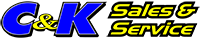 C & K Sales and Service Logo